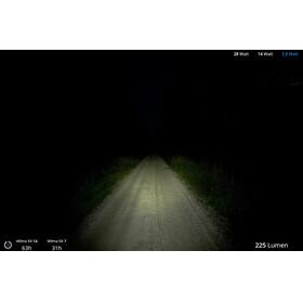 Lupine Wilma RX 14 - Linterna frontal - negro
